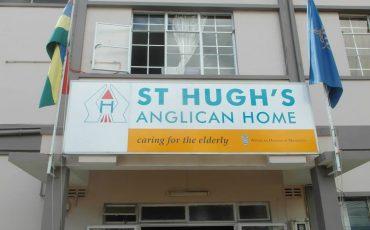 Hugh's home