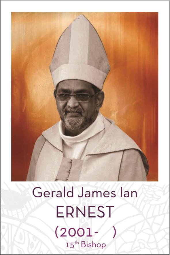 Gerald James Ian
